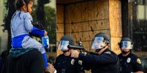 Bu Yıl Çoğu Afro-Amerikalı 854 Kişi ABD Polisi Tarafından Öldürüldü