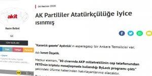 Perinçekgillerin Çıkışı Sinsice Ama AK Parti'nin Atatürkçülükten Büsbütün Beri Olduğu Söylenebilir mi?