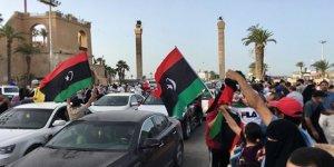 Libyalılar Trablus Zaferini Kutluyor