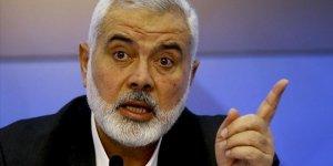 Hamas Lideri Heniyye'den Tehlikelere Karşı Tam Bir Strateji Kurulması Çağrısı