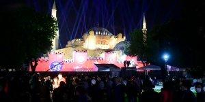 Ayasofya'nın Statüsünün Değiştirilmesi Talimatı