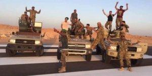 Libya'da Hafter Milislerinden Kurtarılan Bölgelerde Operasyon