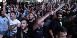 Lübnan'da Protestolarda Hizbullah Güçlerinden Hz. Ayşe'ye Hakaret