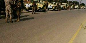 HTŞ ve Diğer Muhalif Gruplardan İdlib'in Güneyine Askeri Sevkiyat