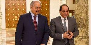 Libya Yönetimini Ele Geçirme Hayallerinin Suya Düşmesi Karşısında Karalar Bağlıyorlar!