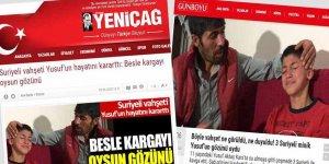Yeniçağ Gazetesi'nin Tiksindiren Haber Anlayışı