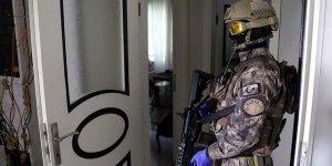 Bursa'da 'Şafak Vakti' Uyuşturucu Operasyonu Düzenlendi
