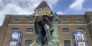 Köle Taciri Milligan'ın Heykeli de Sökülecek