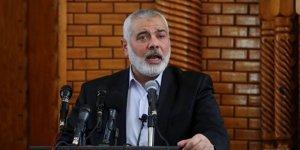 Heniyye: Gazze ve Batı Şeria Daha Önce Görülmemiş Tehlike ile Karşı Karşıya