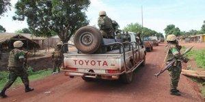 Orta Afrika Cumhuriyeti'nde Yeniden Doğuş Halk Cephesi Silah Bıraktı