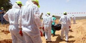 Libya Hükümetinden Terhune'deki Toplu Mezarların UCM'ye Taşınması Çağrısı
