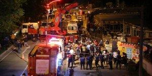 Ordu'da Otel İnşaatı Çöktü, 1 İşçi Hayatını Kaybetti, 8 İşçi Yaralı