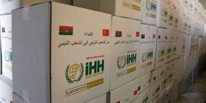 İHH'dan Libya'ya Acil Yardım Kampanyası
