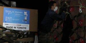 Çad Sağlık Bakanı: Elimizde Sadece Türkiye'den Gönderilen 25 Solunum Cihazı Var