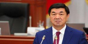 Kırgızistan'da Hükümetin İstifası Kabul Edildi