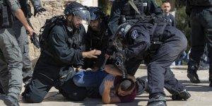 İsrail Yılın Başından Bu Yana 500 Filistinliyi Tutukladı