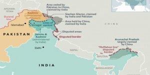 Hindistan ile Çin Arasında Gerilim Artıyor