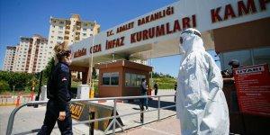 Cezaevlerindeki Korona Vakalarına İlişkin Rapor