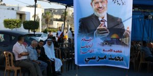Filistin Mursi'yi Andı!