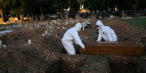 Brezilya'da 1238 Kişi Daha Hayatını Kaybetti