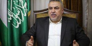 Hamas: İsrail'in İlhak Planını Başarısızlığa Uğratmak İçin Tüm Seçenekler Masada