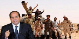 Sisi'nin Sirte ve Cufra'yı Kırmızı Çizgi İlan Etmesine Libya Ordusu'ndan Sert Tepki