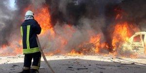 Azez'de Saldırı: 1 Yaralı