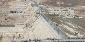 Etiyopya, Hedasi Barajı'nın Yüzde 74'ünü Tamamladı