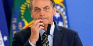 Brezilya Devlet Başkanı Bolsonaro'nun Maske Kullanması İçin Mahkeme Kararı Çıkarıldı