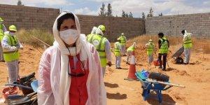 Libya'da Toprak Altından Çıkan Savaş Suçu Delilleri: Sivil Cesetleri