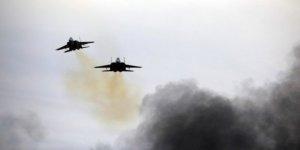 Humus'ta 10 İran Militanı Öldürüldü