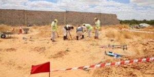 BM: Libya'daki Toplu Mezarlar Dehşete Verici