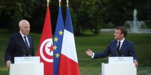 """Tunus Cumhurbaşkanı'nın Libya Demeçleri ve Paris'te Çizdiği """"Ürkek"""" Portre"""