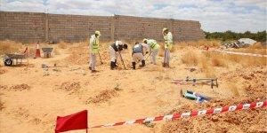 Terhune'deki Toplu Mezarlardan 6 Ceset Daha Çıkarıldı