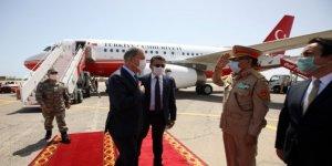 Bakan Akar ve Komuta Heyeti Libya'da