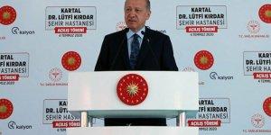 Cumhurbaşkanı Erdoğan'dan 'Asker Uğurlaması' Adı Altında Şehir Eşkiyalığına Soyunanlara Tepki