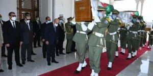 Büyükelçi Göktaş, Naaşları Fransa'dan İade Edilen Cezayirli Direnişçilerin Cenaze Törenine Katıldı