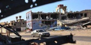 Libya Hafter'in Suçlarının Belgelendirmek İçin Uluslararı Af Örgütü'yle Toplantı Yaptı