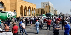 Lübnan'da Protestolar Sürüyor