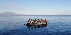 AB Yunanistan'dan Sığınmacıların 'Geri İtildiği' İddialarını Araştırmasını İstedi