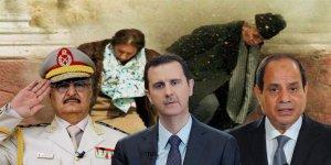 Çavuşesku'dan Esed, Sisi ve Hafter'e Kalan Miras