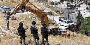 Siyonistler Filistinlilerin Evlerini Yıkmaya Devam Ediyor
