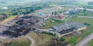 Sakarya'daki Patlamaya İlişkin Havai Fişek Fabrikasının 2 Sahibinden Biri Tutuklandı