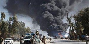 Afganistan'da Emniyet Müdürlüğü Binasına Bomba Yüklü Araçla Saldırı