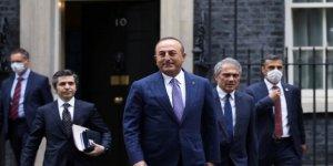 Çavuşoğlu: Libya Konusunda İngiltere İle Türkiye Arasında Görüş Ayrılığı Yok