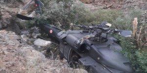 Operasyondan Dönen Helikopter Zorunlu İniş Yaptı