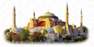 """""""Ayasofya Allah'a Bir Yol Bulmayı Murad Eden Herkesin Ziyaretine Açıldı"""""""