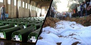 Srebrenitsa'nın Anıları Suriye'de Yeniden Canlandırılıyor