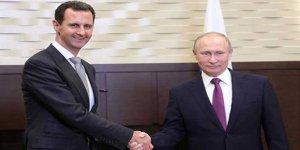 Esed'e Rusya ve Çin Zırhı!