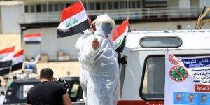 Irak'ta Kovid-19 Nedeniyle Son 24 Saatte 90 Kişi Hayatını Kaybetti